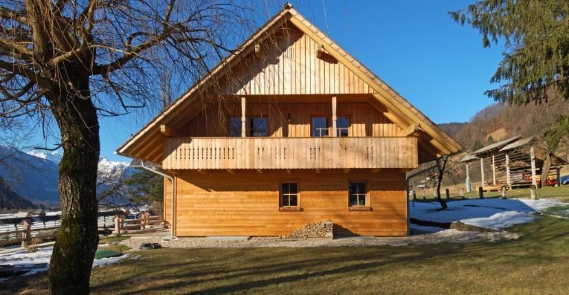 Log cabin / blokhut / chalet