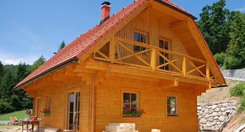 Cabin home Slovenia
