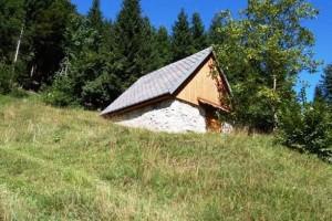 Te koop weekendhuis Triglav Nationaal Park - Log Pod Mangrtom