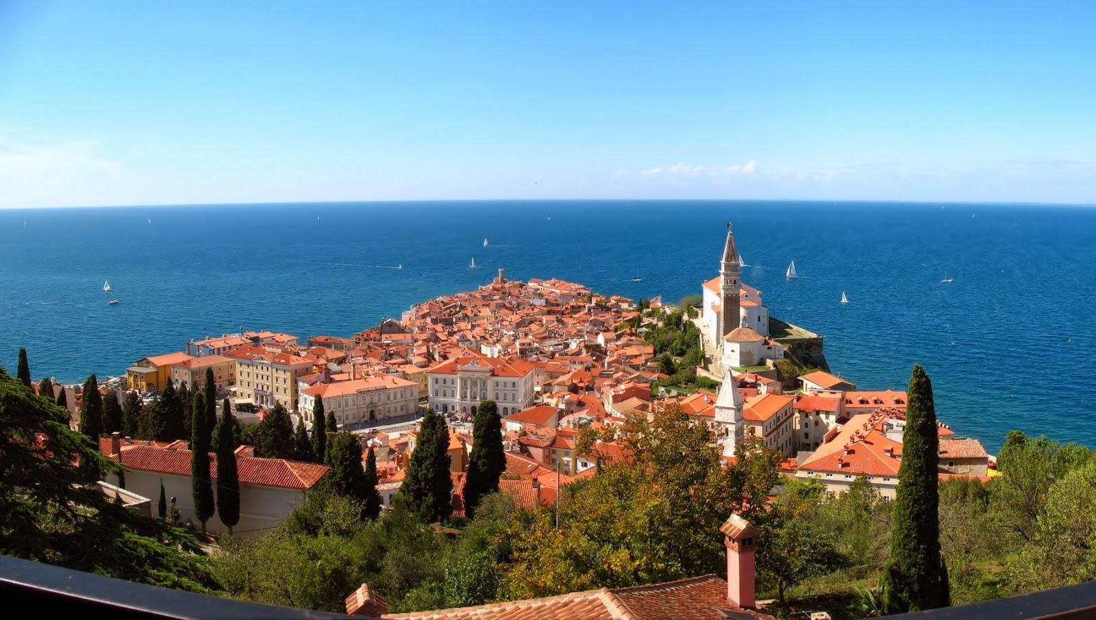 Piran - Adriatische kust - Slovenië