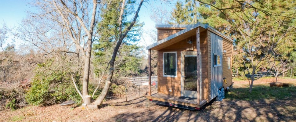 Tiny home projecten