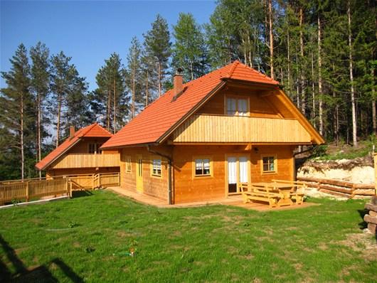 Blokhut / Cabin / Chalet / Holzhaus