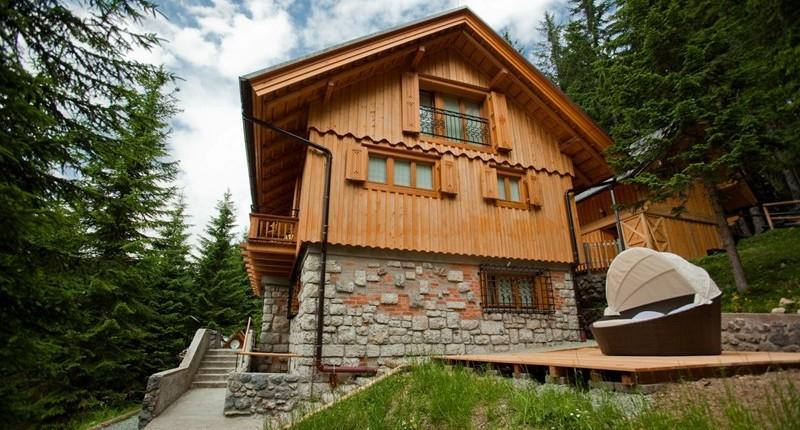 real estate Slovenia - Cabin