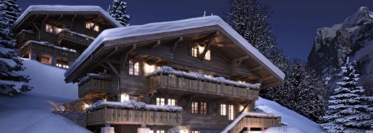 Magisch droomhuis van hout