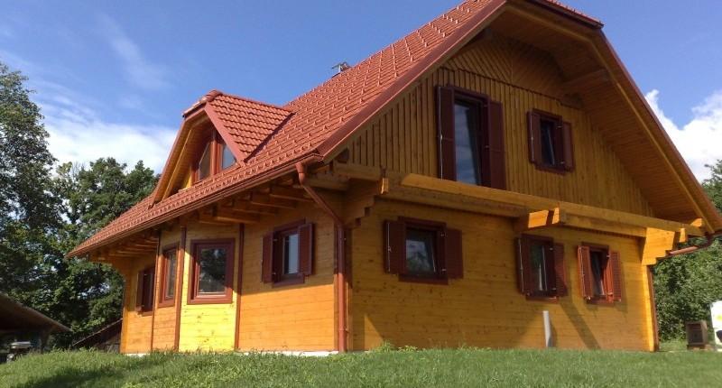 Blokhut / Logcabin Slovenië