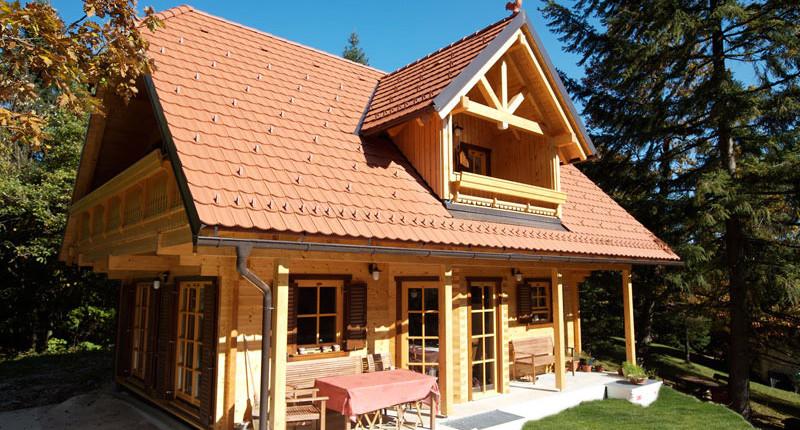 Real estate Slovenia - Blokhut