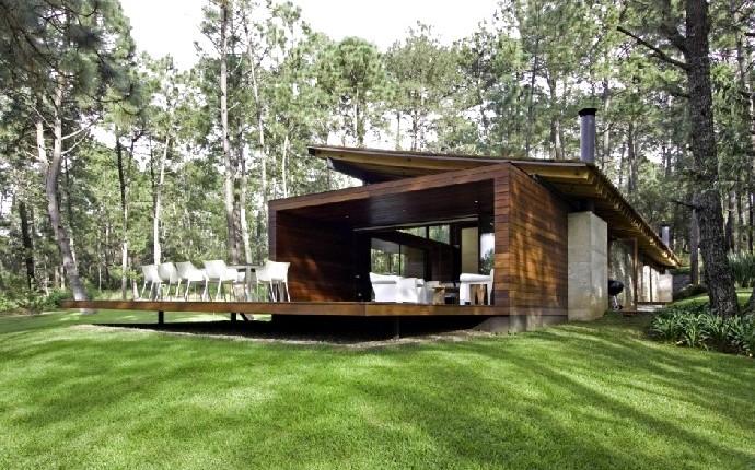 Wooden house Slovenia
