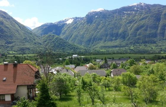 For sale one room apartment Bovec - Real Estate Slovenia - www.slovenievastgoed.nl