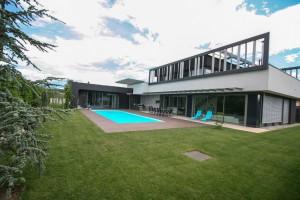 te koop moderne passieve villa Celje - www.slovenievastgoed.nl
