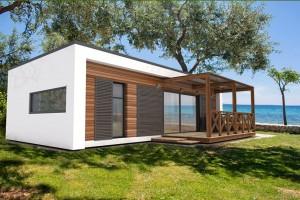 tiny house MOD te koop - www.slovenievastgoed.nl - mobiel en natuurlijk wonen