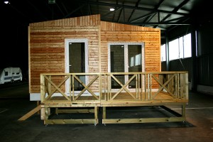 tiny house mobile MOD for sale Real Estate Slovenia -www.slovenievastgoed.nl