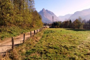 for sale building plot soca valley Bovec - www.slovenievastgoed.nl