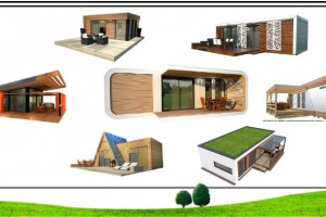 te koop MODS: modulaire woning, mobile home, tiny house - www.slovenievastgoed.nl