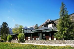 te koop Hotel Alp Bovec Slovenië - www.slovenievastgoed.nl