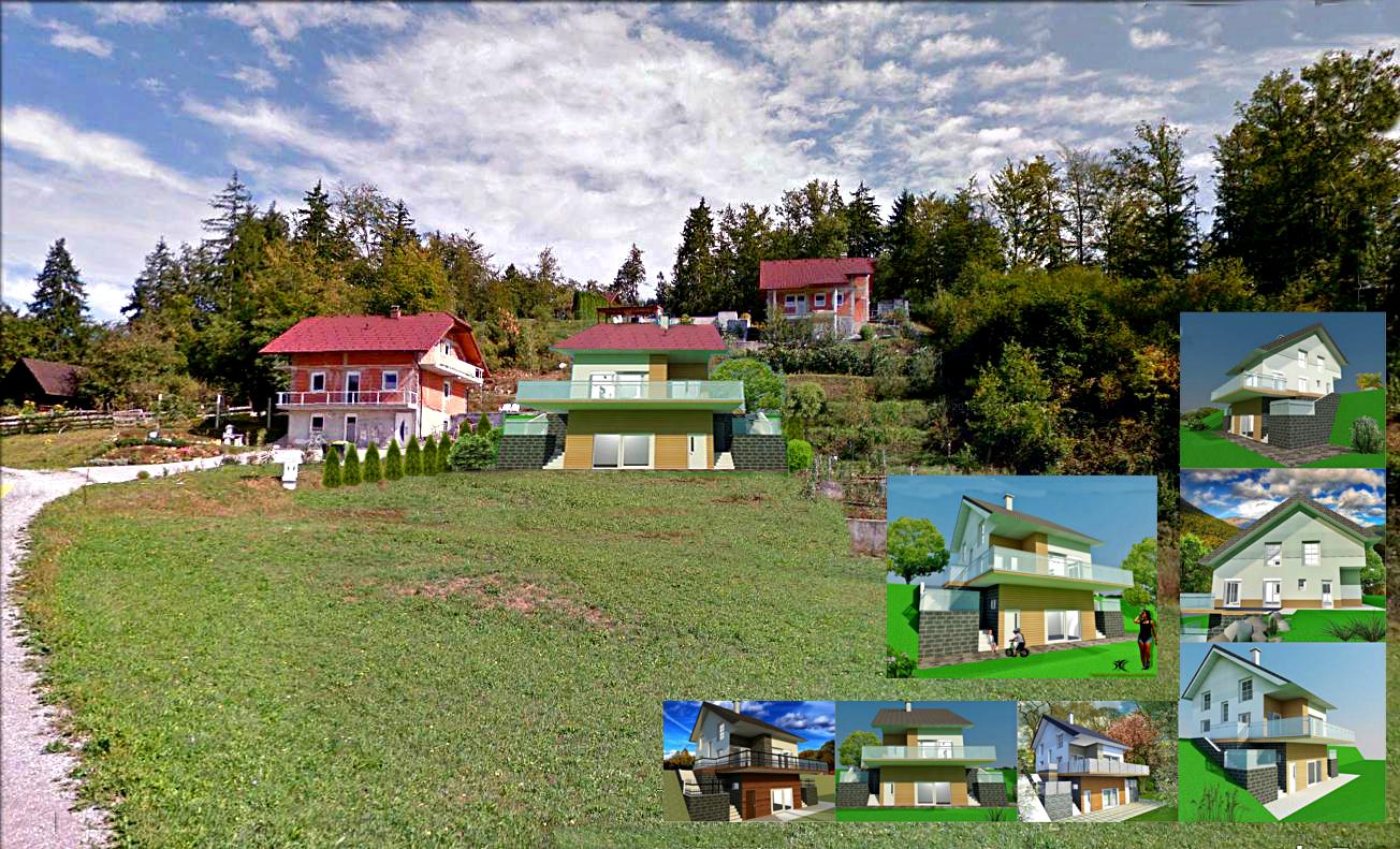 te koop bouwkavel Velenje - Zgornji Salek - www.slovenievastgoed.nl