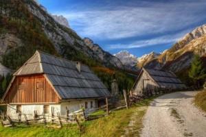 te koop bouwgrond Triglav Nationaal Park - www.slovenievastgoed.nl