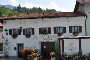 for sale restaurant accommodation Kobarid - Real Estate Slovenia - www.slovenievastgoed.nl