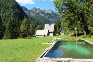 for sale homestead Lepena - Real Estate Slovenia - www.slovenievastgoed.nl