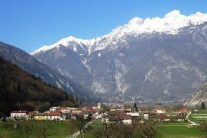 te koop Srpenica Bovec Soca valley Kobarid Tolmin - www.slovenievastgoed.nl