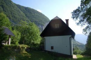 for sale cottage Triglav National Park - Real Estate Slovenia - www.slovenievastgoed.nl