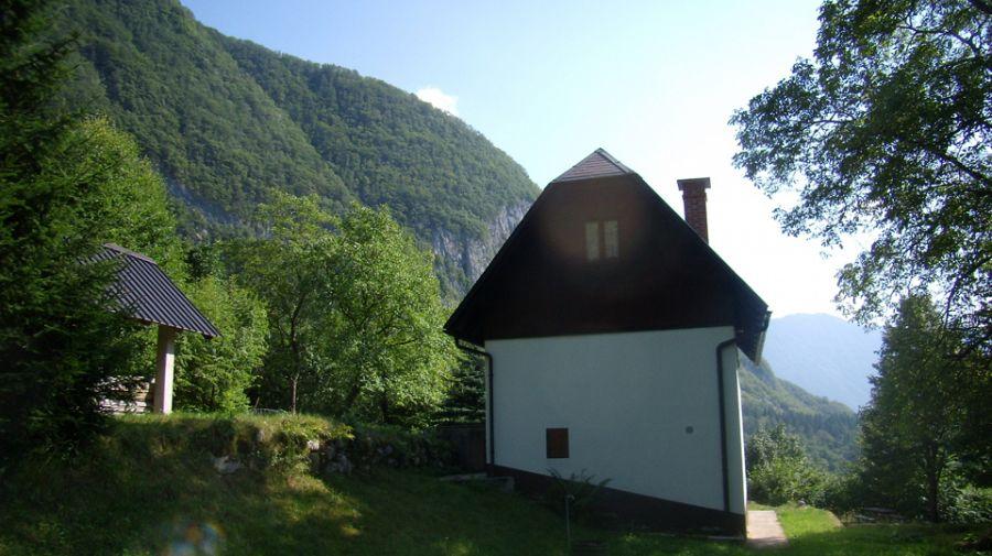 te koop Kal Koritnica Slovenie - www.slovenievastgoed.nl
