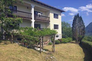 Village house for sale in Nadiza valley - Real Estate Slovenia - www.slovenievastgoed.nl