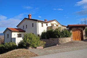 Dobrovo - villa for sale - Goriska Brda - REAL ESTATE SLOVENIA - www.slovenievastgoed.nl