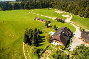 Exclusief landgoed te koop Rudnik pri Radomljah - www.slovenievastgoed.nl
