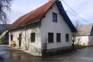 boerderij te koop Slovenie - Tisovec