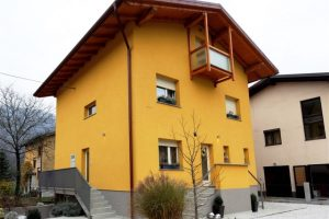 House with apartments ready for rent - Kobarid - Real Estate Slovenia - www.slovenievastgoed.nl