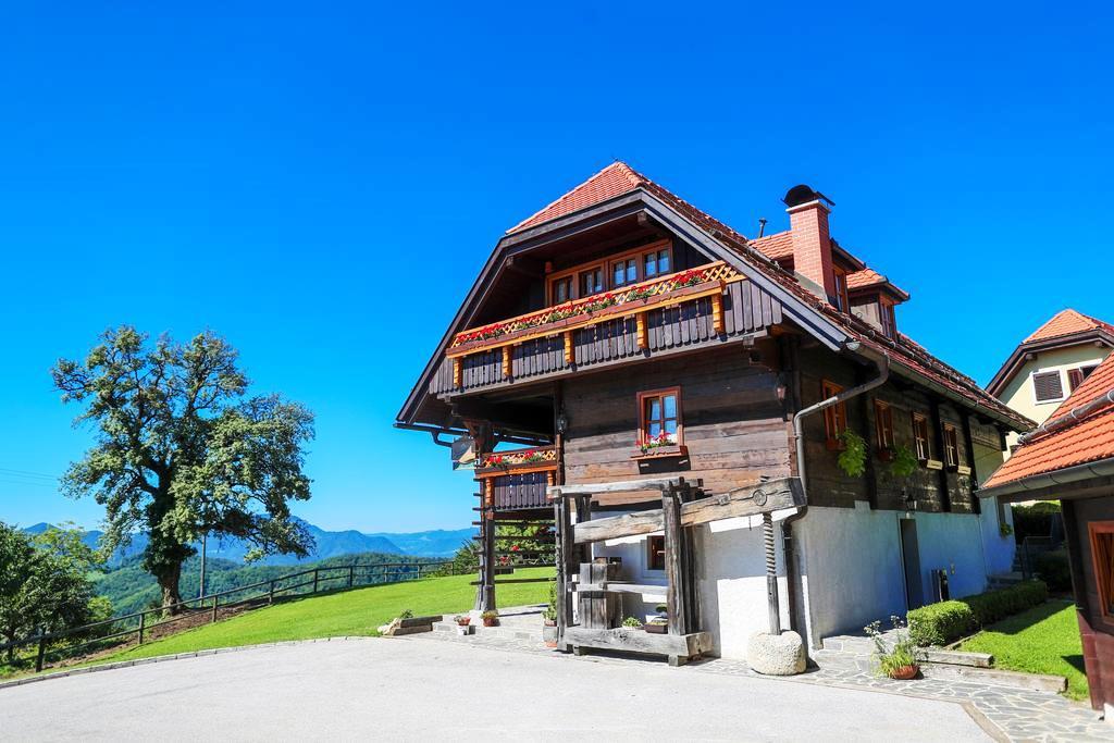 toeristische boerderij te koop in Slovenie - www.slovenievastgoed.nl