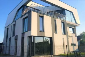 For sale villa in district Trnovo Ljubljana #Real Estate Slovenia - www.slovenievastgoed.nl