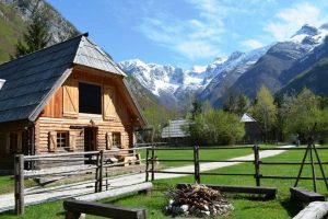 vakantiedorp Julische Alpen te koop - Real Estate Slovenia - www.slovenievastgoed.nl
