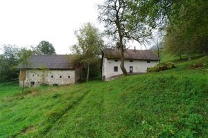 Farmhouse with outbuilding and land for sale - Real Estate Slovenia - www.slovenievastgoed.nl