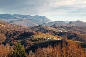 Vrhovlje pri Kožbani - construction land for tourism for sale - Real Estate Slovenia - www.slovenievastgoed.nl
