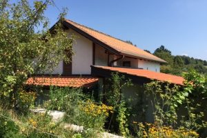 Te koop vrijstaande woning met tuin Grgarske Ravne - Real Estate Slovenia - www.slovenievastgoed.nl