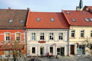 Unique investment in old town center Slovenj Gradec - Real Estate Slovenia - www.slovenievastgoed.nl