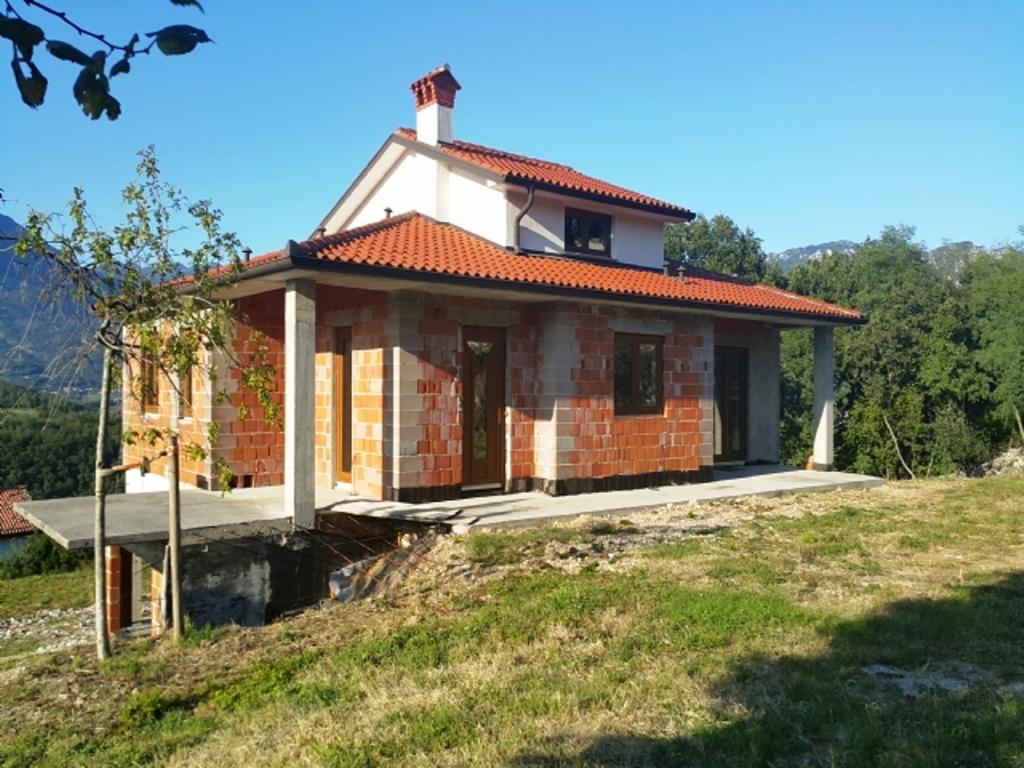 Te koop woning in laatste bouwfase in Tevce - Real Estate Slovenia - www.slovenievastgoed.nl