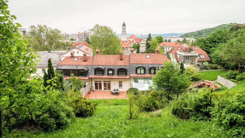Te koop woning centrum Ljubljana - Real Estate Slovenia - www.slovenievastgoed.nl