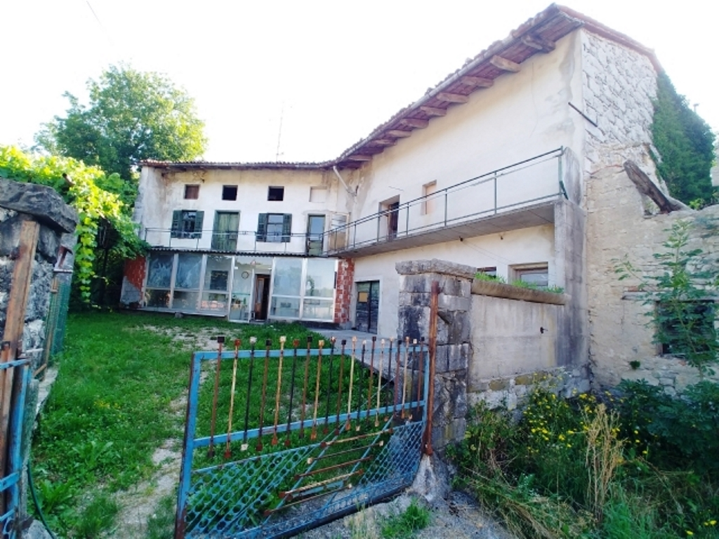 Home for sale Grgarske Ravne - Real Estate Slovenia