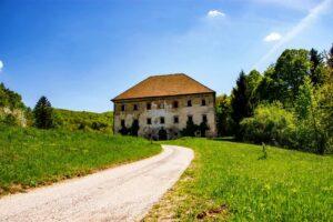 Middeleeuws Kasteel Prezek - Real Estate Slovenia